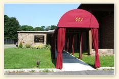 Entrance to CongregationBethSholom
